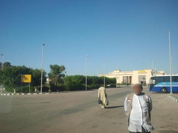Ustadz Abu Sa'ad berhasil melewati pintu Rafah
