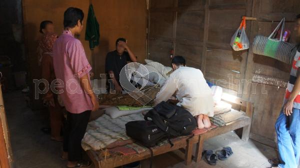 Layanan Kesehatan Gratis Peduli Muslim di Gunung Kidul