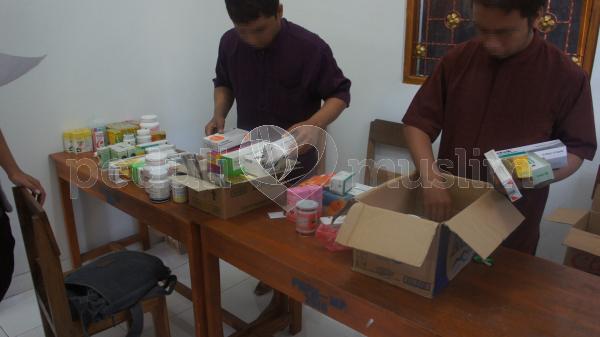 Relawan Farmasis Peduli Muslim